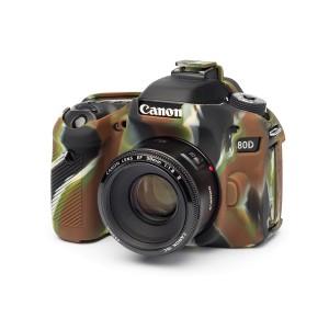 Camera Armor easyCover Silicone mimetico Canon EOS 80D