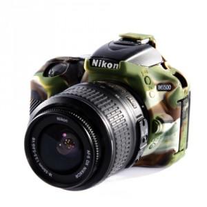 Camera Armor easyCover Silicone mimetico Nikon D5500