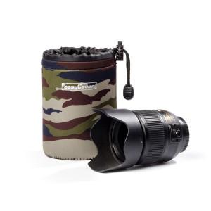 Custodia per obiettivo easyCover Lens Case Medium camouflage