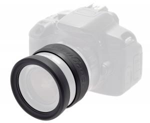 Paraurti per obiettivo easyCover Lens Rim 67mm black
