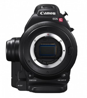 Videocamera Digitale Canon EOS C100 Cinema Camera body (EF mount)