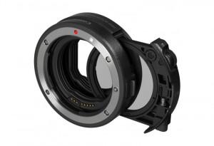 Adattatore EF-EOS R con filtri drop-in + filtri polarizzati