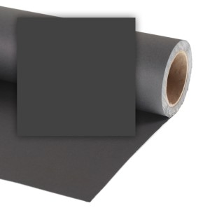 Colorama Fondale in Carta 2.72 x 11m Black