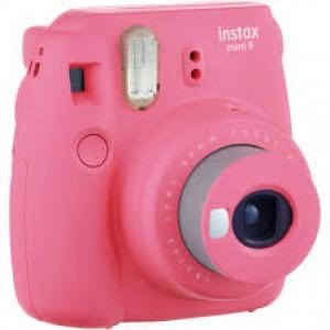 Fotocamera Compatta Fuji Instax Mini 9 Pink Garanzia Fujifilm Italia