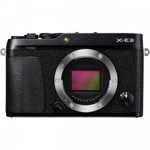 Fotocamera Mirrorless FujiFilm X-E3 Body Black Garanzia Fujifilm Italia
