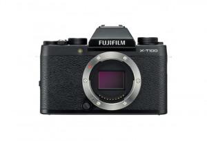Fujifilm X-T100 Body Black Garanzia Fujifilm Italia