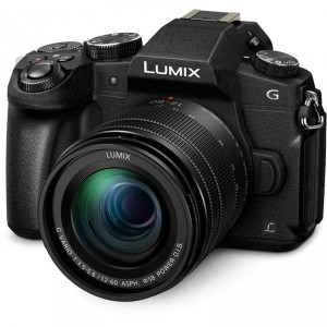 Fotocamera Mirrorless Panasonic Lumix DMC-G80 Kit 12-60mm f/3.5-5.6