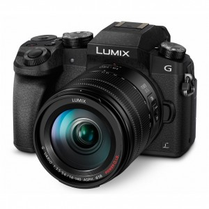 Fotocamera Mirrorless Panasonic Lumix DMC-G80 Kit 14-140mm