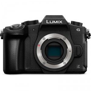 Fotocamera Mirrorless Panasonic Lumix DMC-G80 Body