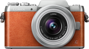 Panasonic Lumix DMC-GF8K Kit (12-32) Brown