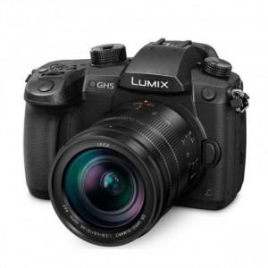 Fotocamera Mirrorless Panasonic LUMIX DMC-GH5 + Leica 12-60mm f/2.8-4.0