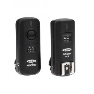 Godox FC-16N Trigger (NEW 2,4 GHZ) 16 Canali Nikon