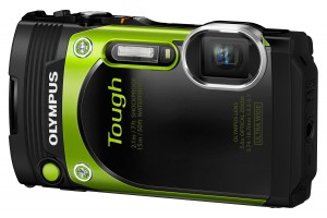 Olympus Stylus Tough TG-870 Green