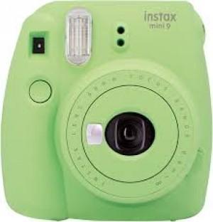 Fotocamera Compatta Fuji Instax Mini 9 Lime Green Garanzia Fujifilm Italia