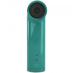 HTC Re Action Camera Green