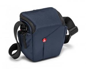 Manfrotto fondina per mirrorless NX blue