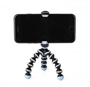 Joby GorillaPod Mobile Mini, nero e blu