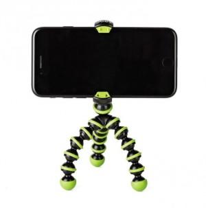 Joby GorillaPod Mobile Mini, nero e verde