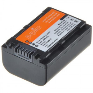 Batteria JUPIO Compatibile Sony NP-FW50 FDR-AX53