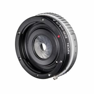 Kipon Anello adattatore da Canon EF a MFT Micro 4/3