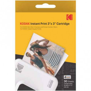 Kodak 30 Cartucce Foto per C300/C300R (3X3)