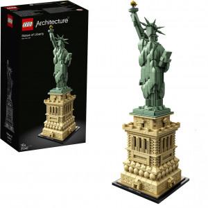 Giocattoli di costruzione LEGO 21042 Architecture Statua della Libertà