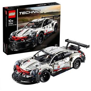 Giocattoli da costruzione lego Technic Porsche 911 RSR