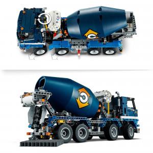 Giocattoli di costruzione LEGO 42112 Technic autobetoniera