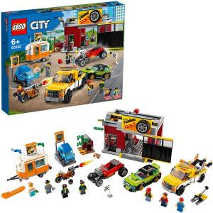Giocattoli di costruzione LEGO 60258 City Tuning Workshop