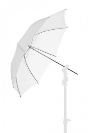 Ombrello Bianco Traslucido Ø 80 cm
