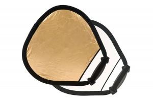 Pannello TriGrip Oro / Bianco 45 cm