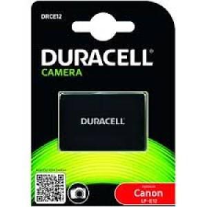 Batteria Duracell Compatibile Canon LP-E12