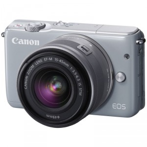 Canon EOS M10 Kit EF-M 15-45mm Grey