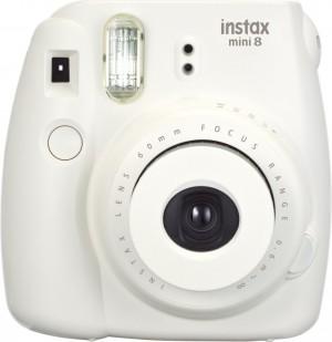 Fotocamera Compatta Fuji Instax Mini 8 White Garanzia Fujifilm Italia