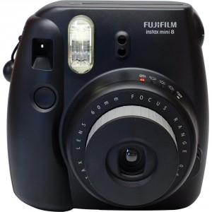 Fotocamera Compatta Fuji Instax Mini 8 Black Garanzia Fujifilm Italia