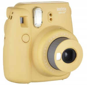 Fujifilm instax mini 8+ Honey