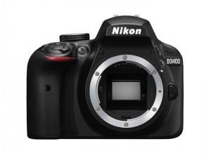 Fotocamera Digitale Reflex Nikon D3400 Body (Solo Corpo Macchina) Black