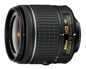 Obiettivo Nikon Nikkor AF-P DX 18-55mm f/3.5-5.6G VR