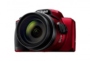 Fotocamera Bridge Nikon Coolpix B600 Red