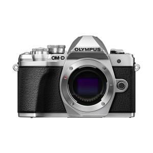 Fotocamera Mirrorless Olympus OM-D E-M10 Mark III Body (Solo Corpo) Silver