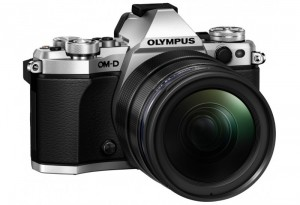 Fotocamera Mirrorless Olympus OM-D E-M5 Mark II Kit 12-40mm Silver