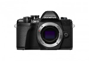 Fotocamera Mirrorless Olympus OM-D E-M10 Mark III Body (Solo Corpo) Black