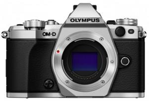 Fotocamera Mirrorless Olympus OM-D E-M5 Mark II Body (Solo Corpo) Silver