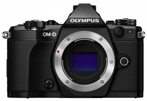 Fotocamera Mirrorless Olympus OM-D E-M5 Mark II Body (Solo Corpo) Black
