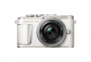 Olympus PEN E-PL9 Body White + 14-42mm EZ