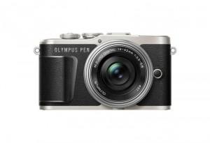 Olympus PEN E-PL9 Body Black + 14-42mm EZ
