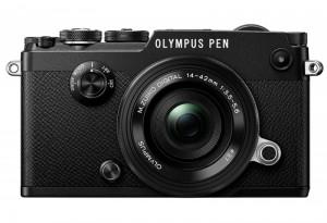 Olympus PEN-F Black + 14-42mm II