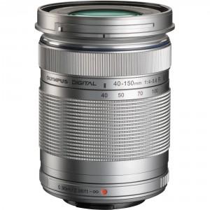 Obiettivo Olympus 40-150mm f/4-5.6 R Silver
