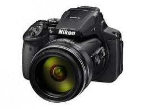 Fotocamera Bridge Nikon Coolpix P900S Black