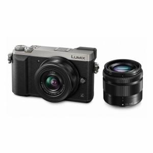 Fotocamera Mirrorless Panasonic Lumix DMC-GX80 Kit 12-32mm + 35-100mm